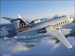 Challenger 604 Jet