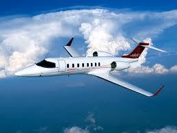 Learjet 60 JEt